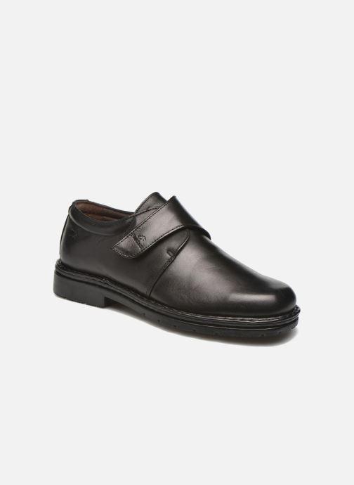 Chaussures à scratch Fluchos Galaxi 3259 Noir vue détail/paire