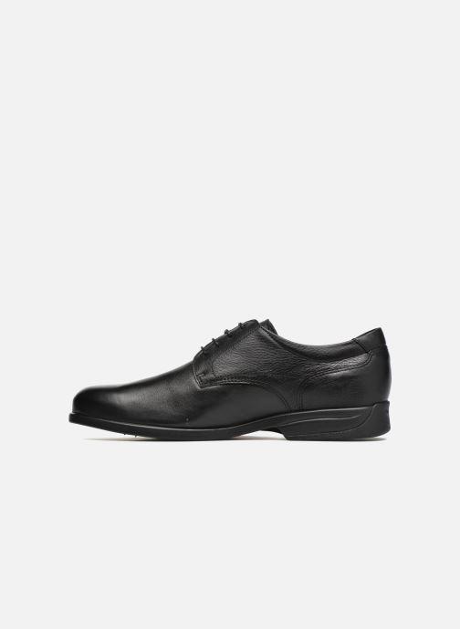 Chaussures à lacets Fluchos Maitre 8904 Noir vue face
