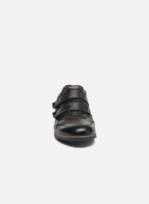 Baskets Fluchos Daniel 9262 Noir vue portées chaussures