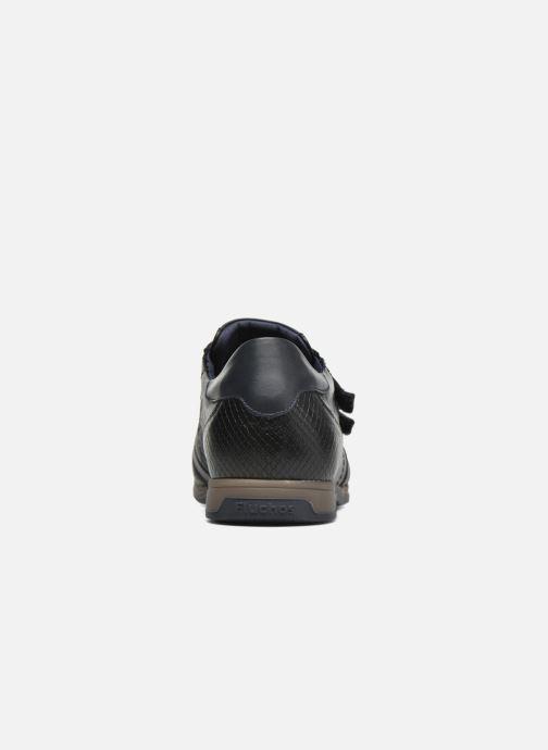Baskets Fluchos Daniel 9262 Noir vue droite