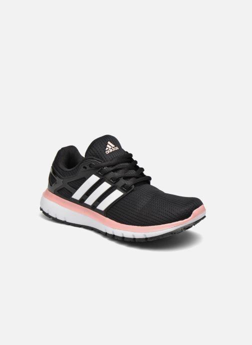 Chaussures de sport adidas performance energy cloud wtc w Noir vue détail/paire