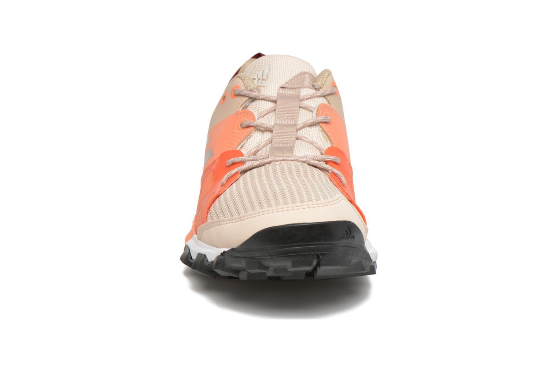 Chaussures de sport Adidas Performance kanadia 8 tr w Beige vue portées chaussures