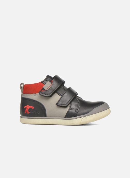 Sneakers Kickers Gowaou Azzurro immagine posteriore
