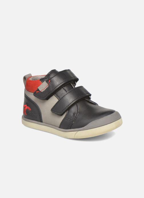 Sneakers Kickers Gowaou Azzurro vedi dettaglio/paio