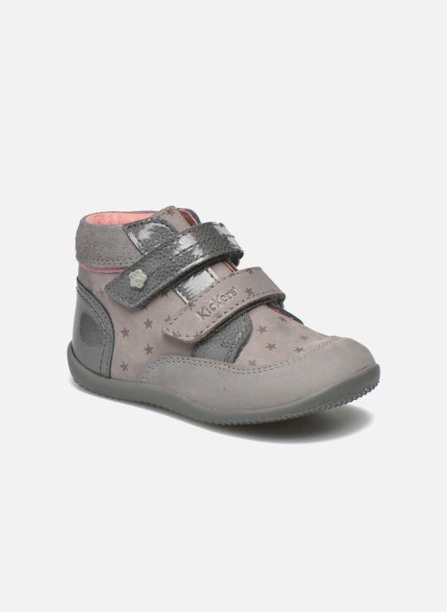 Stiefeletten & Boots Kickers Biliana grau detaillierte ansicht/modell