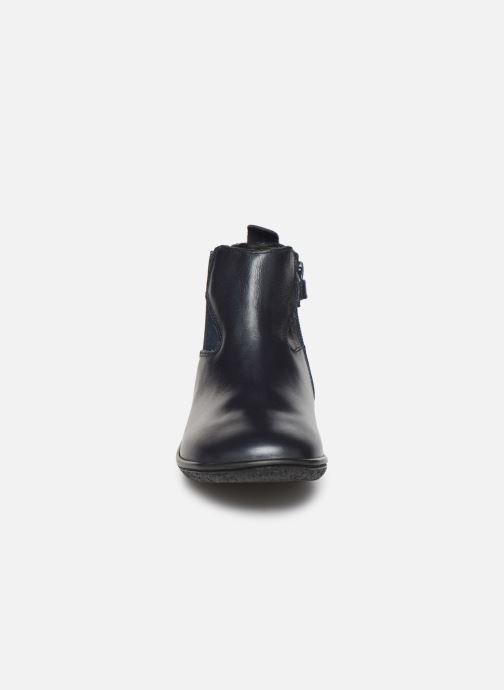 Boots en enkellaarsjes Kickers Vermillon Blauw model
