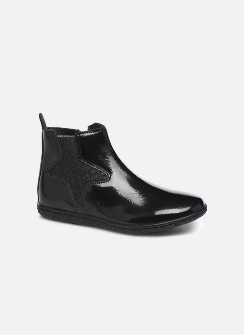 Bottines et boots Kickers Vermillon Noir vue détail/paire