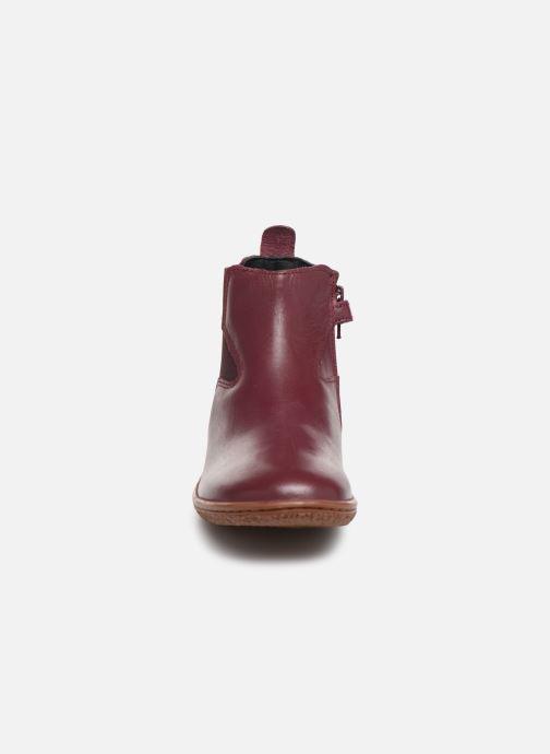 Boots en enkellaarsjes Kickers Vermillon Paars model