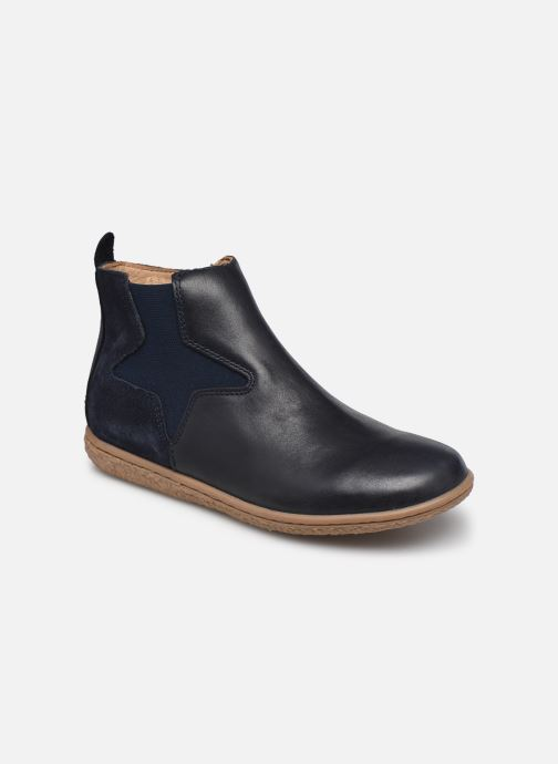Bottines - Vermillon