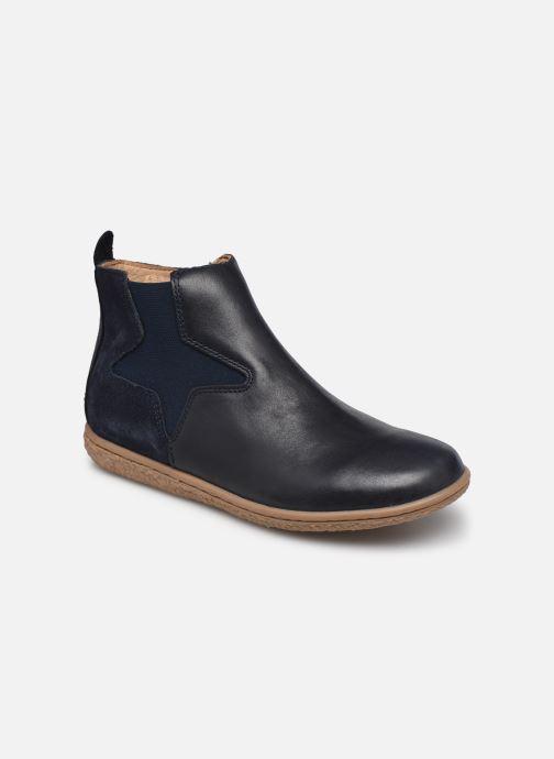 Stiefeletten & Boots Kickers Vermillon blau detaillierte ansicht/modell