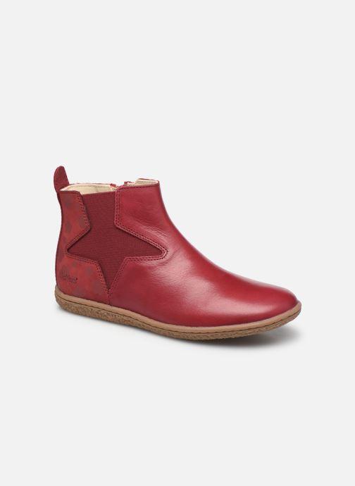 Boots en enkellaarsjes Kinderen Vermillon