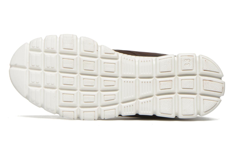 Chaussures à lacets Kickers Marallye Marron vue haut
