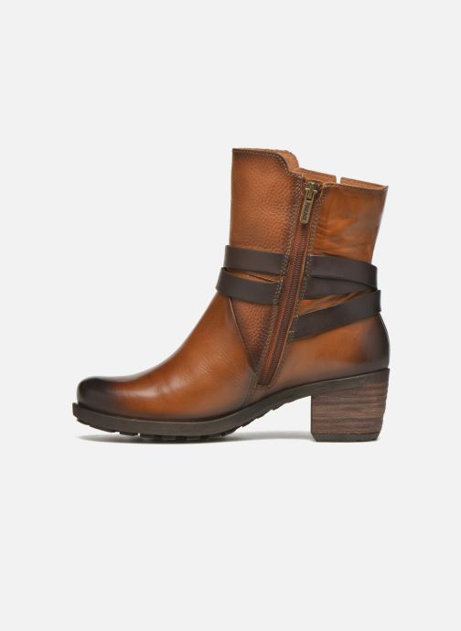 Bottines et boots Pikolinos LE MANS 838-8730 Marron vue face