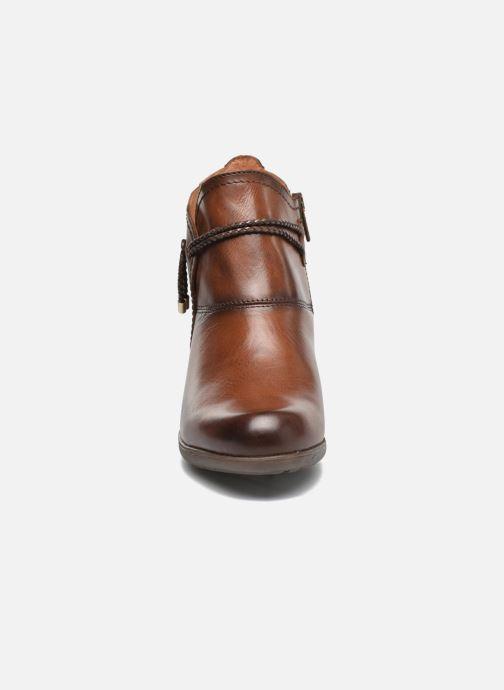 Bottines et boots Pikolinos Rotterdam 902-8775 Marron vue portées chaussures