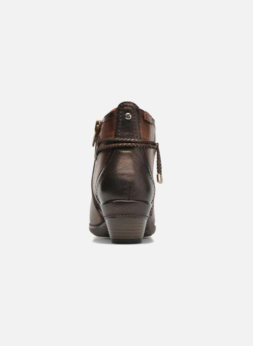Boots en enkellaarsjes Pikolinos Rotterdam 902-8775 Bruin rechts