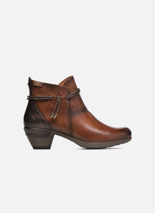 Boots en enkellaarsjes Pikolinos Rotterdam 902-8775 Bruin achterkant
