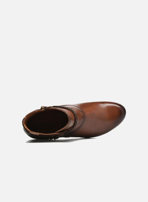Boots en enkellaarsjes Pikolinos Rotterdam 902-8775 Bruin links