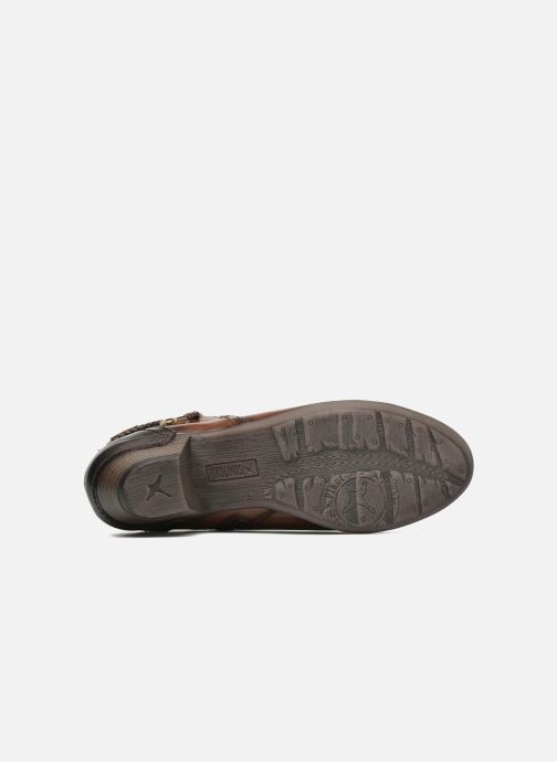 Boots en enkellaarsjes Pikolinos Rotterdam 902-8775 Bruin boven