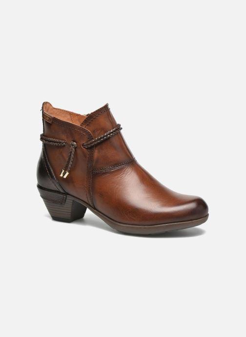 Bottines et boots Pikolinos Rotterdam 902-8775 Marron vue détail/paire