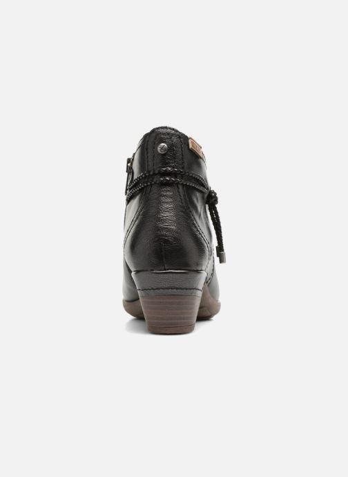 Bottines et boots Pikolinos Rotterdam 902-8775 Noir vue droite