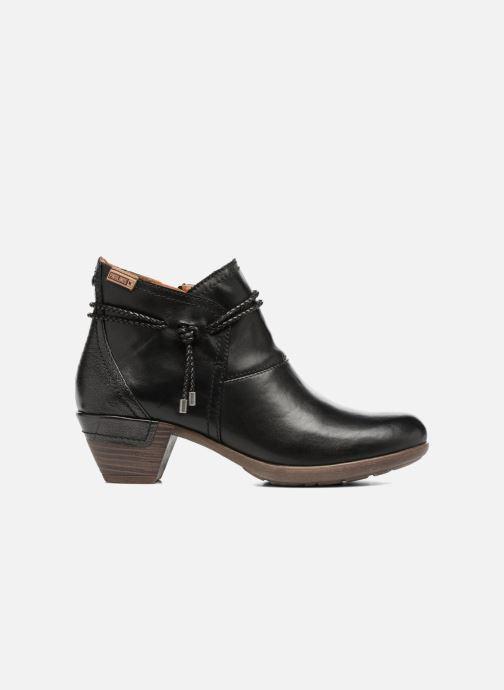 Bottines et boots Pikolinos Rotterdam 902-8775 Noir vue derrière