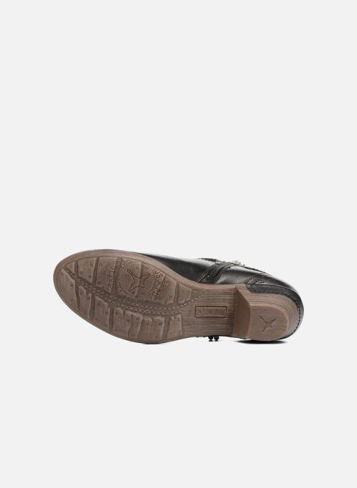 Boots en enkellaarsjes Pikolinos Rotterdam 902-8775 Zwart boven