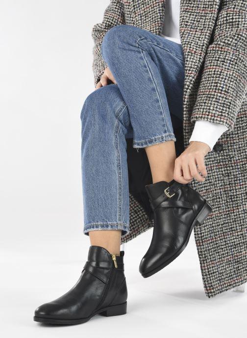 Boots en enkellaarsjes Pikolinos ROYAL W4D-8614 Zwart onder