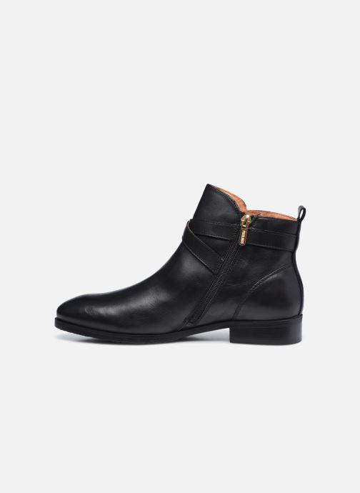 Boots en enkellaarsjes Pikolinos ROYAL W4D-8614 Zwart voorkant