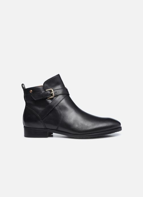 Boots en enkellaarsjes Pikolinos ROYAL W4D-8614 Zwart achterkant