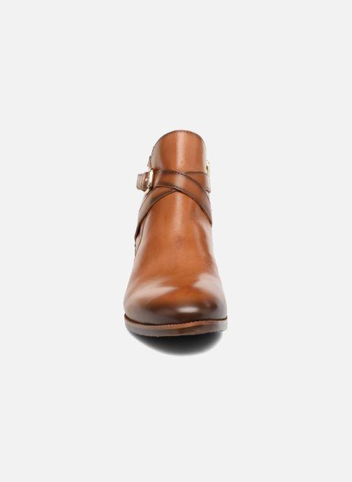 Bottines et boots Pikolinos ROYAL W4D-8614 Marron vue portées chaussures