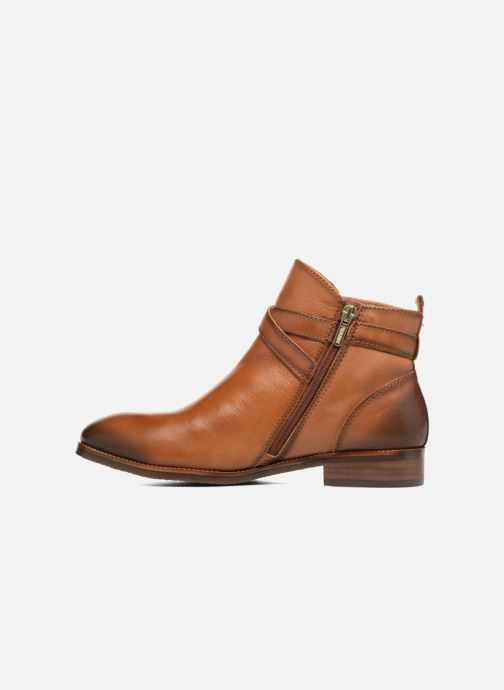 Bottines et boots Pikolinos ROYAL W4D-8614 Marron vue face