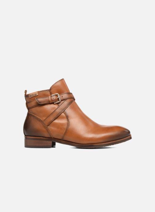 Bottines et boots Pikolinos ROYAL W4D-8614 Marron vue derrière