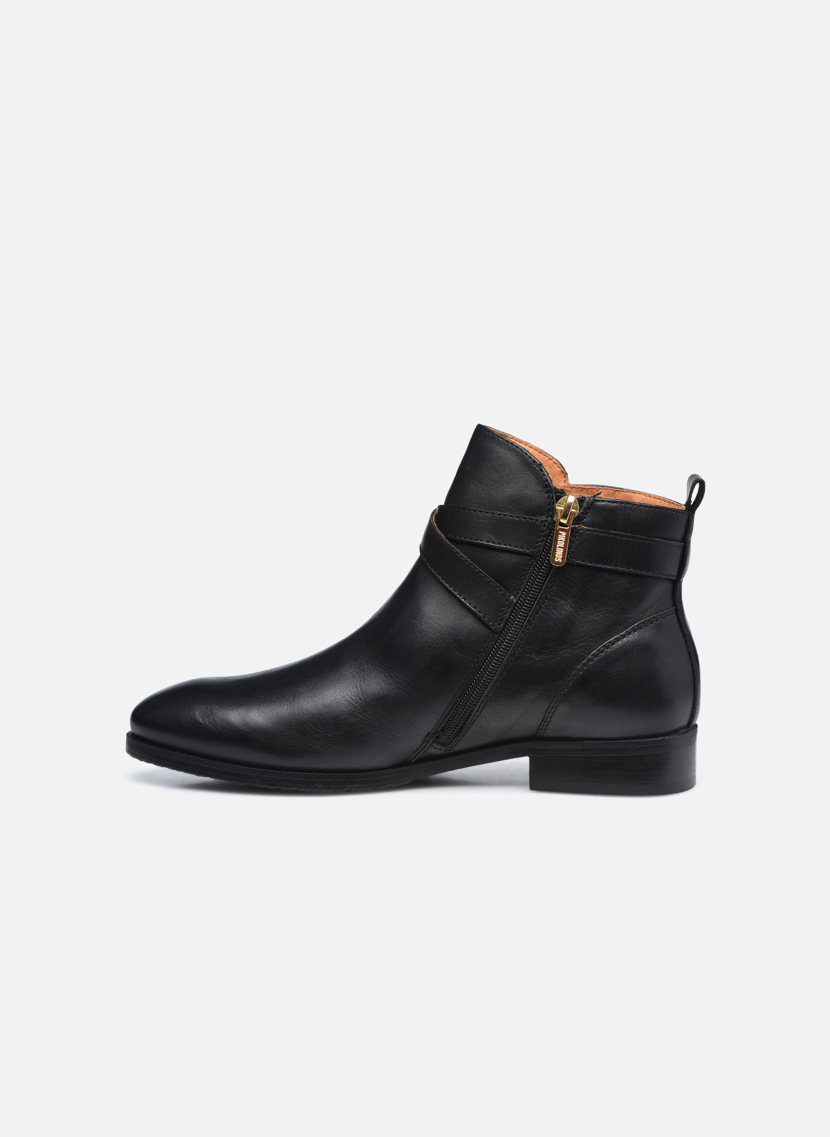 Bottines et boots Pikolinos ROYAL W4D-8614 Noir vue face