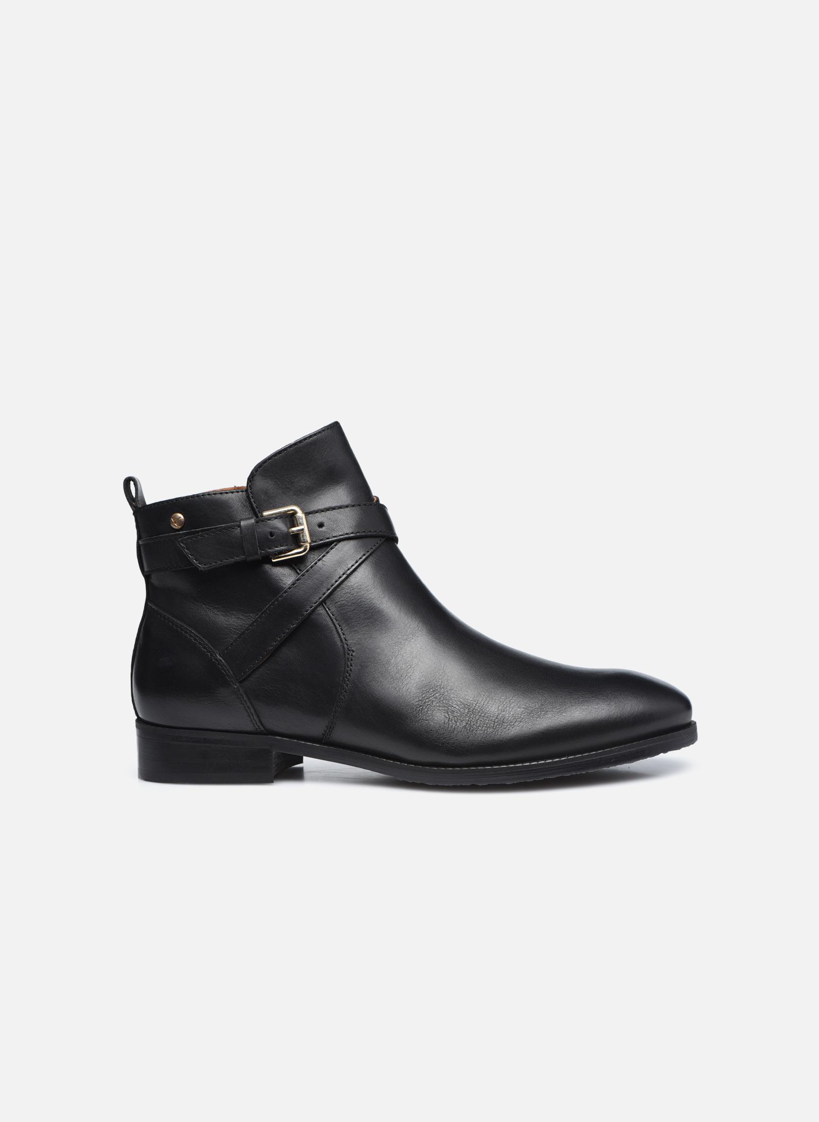 Bottines et boots Pikolinos ROYAL W4D-8614 Noir vue derrière