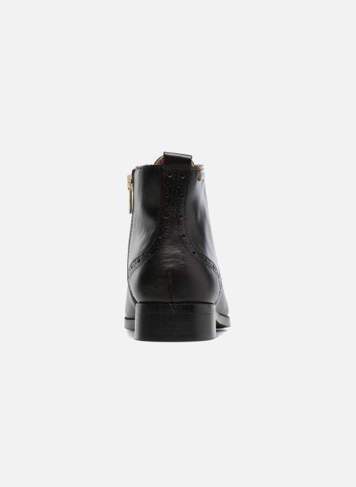 Botines  Pikolinos Royal W4D-8717 Negro vista lateral derecha