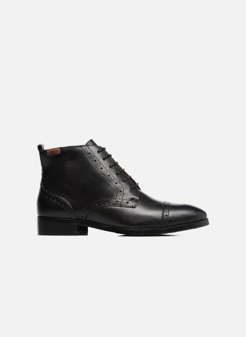 Boots en enkellaarsjes Pikolinos Royal W4D-8717 Zwart achterkant