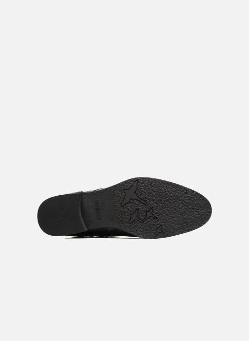 Botines  Pikolinos Royal W4D-8717 Negro vista de arriba