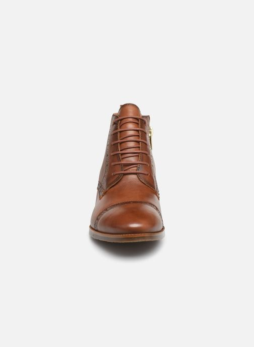 Ankle boots Pikolinos Royal W4D-8717 Brown model view