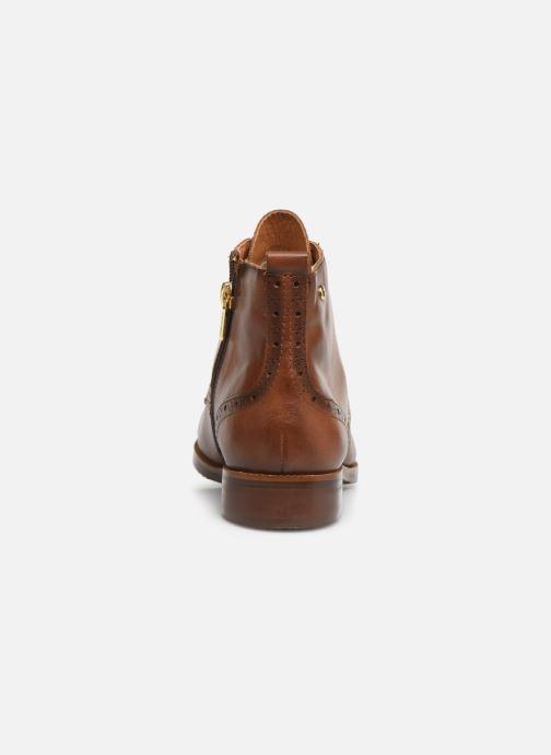 Boots en enkellaarsjes Pikolinos Royal W4D-8717 Bruin rechts