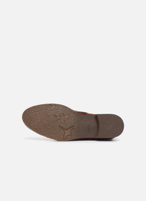Bottines et boots Pikolinos Royal W4D-8717 Marron vue haut