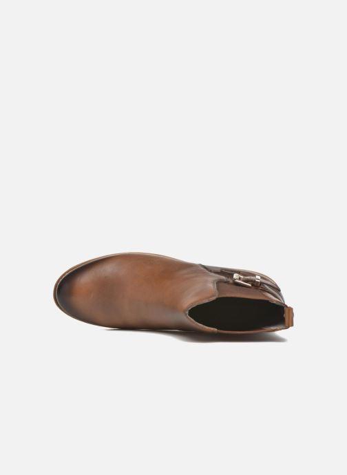 Boots en enkellaarsjes Pikolinos SANTANDER W4J-8781 Bruin links