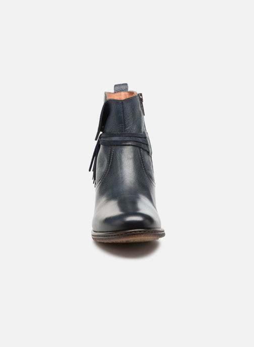 Boots en enkellaarsjes Pikolinos Zaragoza W9H-8800 Blauw model