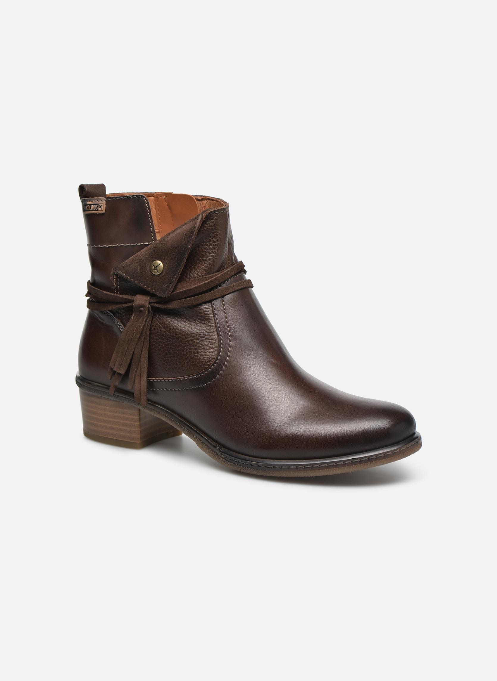 Bottines et boots Femme Zaragoza W9H-8800