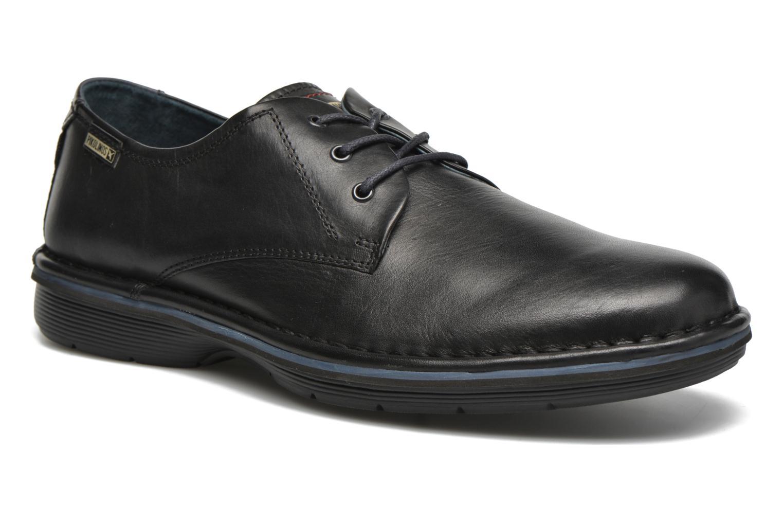 Chez M1f Lugo Sarenza 4091 Negro Con Zapatos Pikolinos Hwnxf6nz Cordones BrdxCeoW
