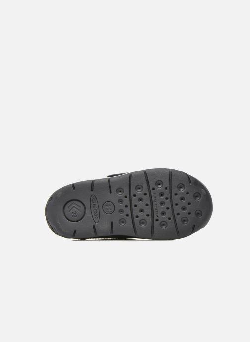 Zapatos con velcro Geox B Each B. B B640BB Azul vista de arriba
