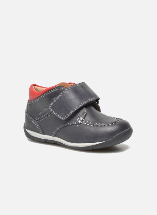 Zapatos con velcro Geox B Each B. B B640BB Azul vista de detalle / par
