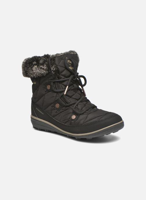 cb23ff77a22 Chaussures de sport Columbia Heavenly Shorty Omni-Heat Noir vue détail paire