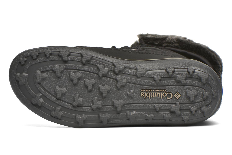 Chaussures de sport Columbia Heavenly Shorty Omni-Heat Noir vue haut
