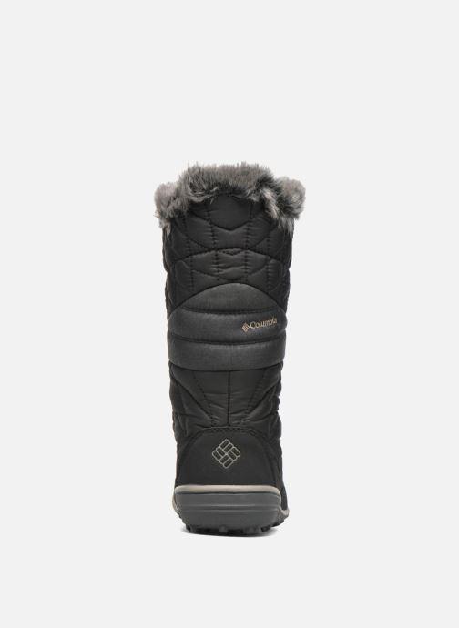 Zapatillas de deporte Columbia Heavenly Omni-Heat Negro vista lateral derecha