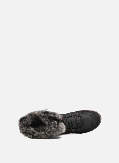 Zapatillas de deporte Columbia Heavenly Omni-Heat Negro vista lateral izquierda